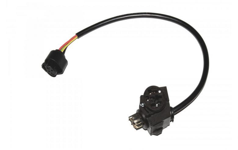 Câble d'alimentation pour batteries de cadre Bosch Active / Performance - 310 mm de long