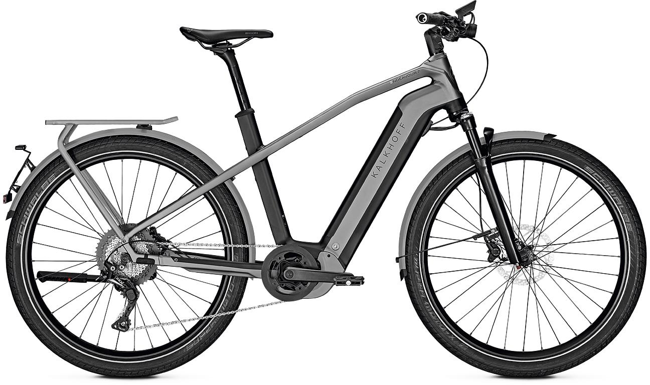 Speedbike (jusqu'à 45 km/h)