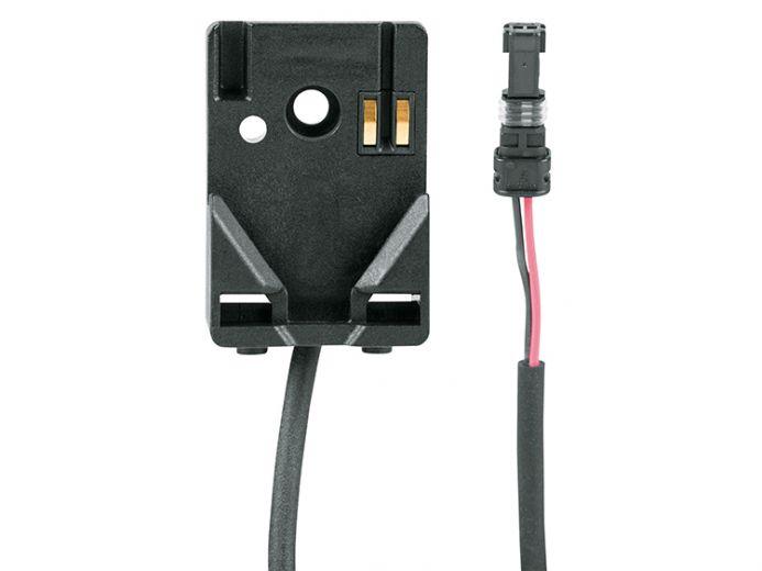 MonkeyLink - Plaque magnétique avec câble pour feu arrière (Bosch)
