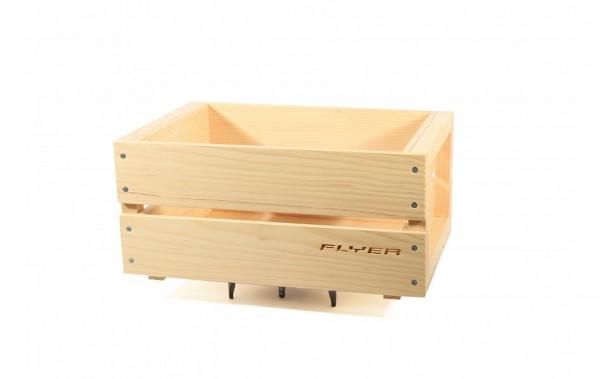 Flyer - Caisse en bois