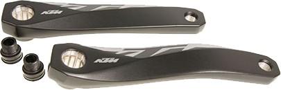 KTM - Manivelles pour Fatbike électrique Macina Freeze