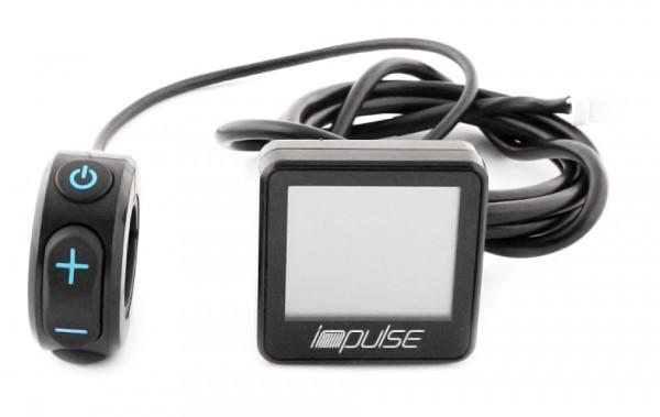 Derby Cycle - Ecran Impulse LCD Offroad - pour Impulse 2.0
