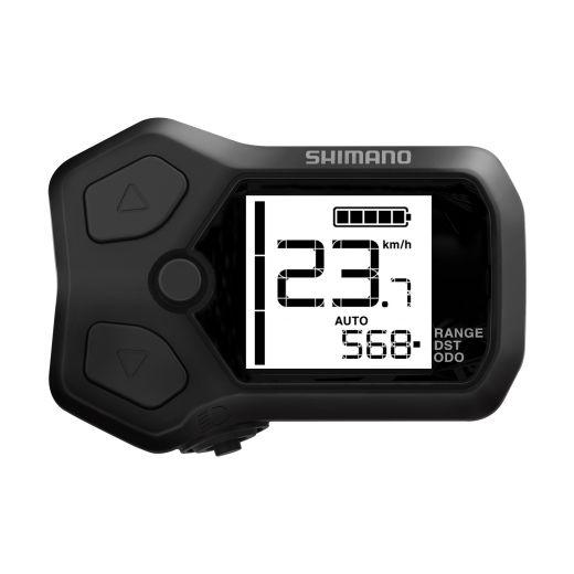 Shimano - Ordinateur de bord STePS SC-E5000 face