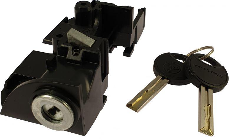 Trelock - Serrure pour batterie de porte-bagages Bosch