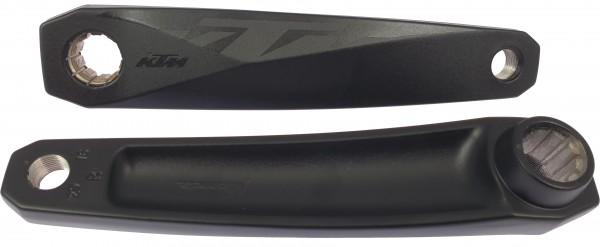 KTM - Manivelles Miranda Kappa Plus 170 mm (ISIS)