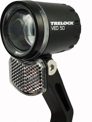 Trelock - LS 380 BIKE-i VEO 50 - Eclairage avant pour vélo électrique