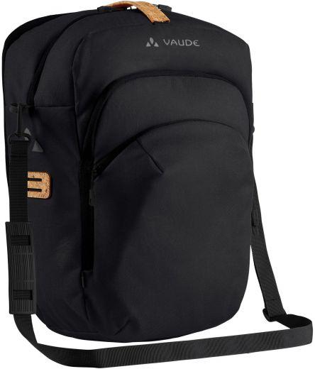 Vaude - Sacoche de porte-bagages eBack Single - 28 L orange