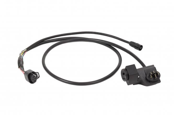 Bosch eBike Câble en Y eShift pour batterie de porte-bagages