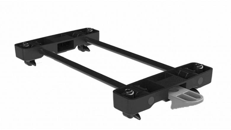 Racktime - Adaptateur Snap-It pour accessoires de porte-bagages