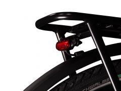Lupine - Feu arrière C14 G pour vélo électrique (montage sur porte-bagages arrière)