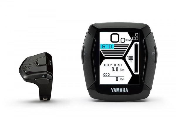 Yamaha eBike - Ecran C - multifonction/Bluetooth
