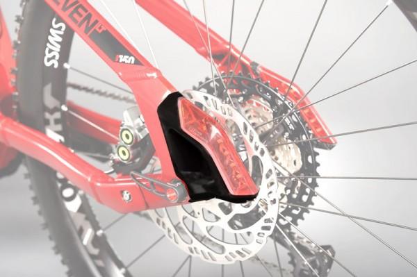Haibike - Adaptateurs pour feux arrière Twin Taillights