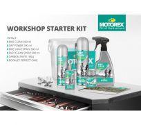 Motorex - Workshop Starter Kit - Kit de démarrage pour atelier