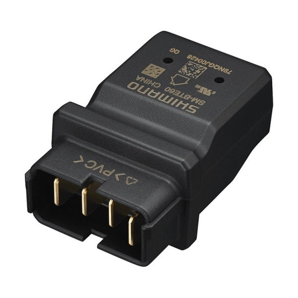 Shimano - Adaptateur SM-BTE60 pour chargeurs EC-E6000 et EC-E6002