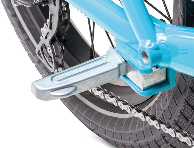 Tern - Sidekick Foot Pegs - Reposes-pieds rétractables pour vélo électrique Tern GSD - sortis