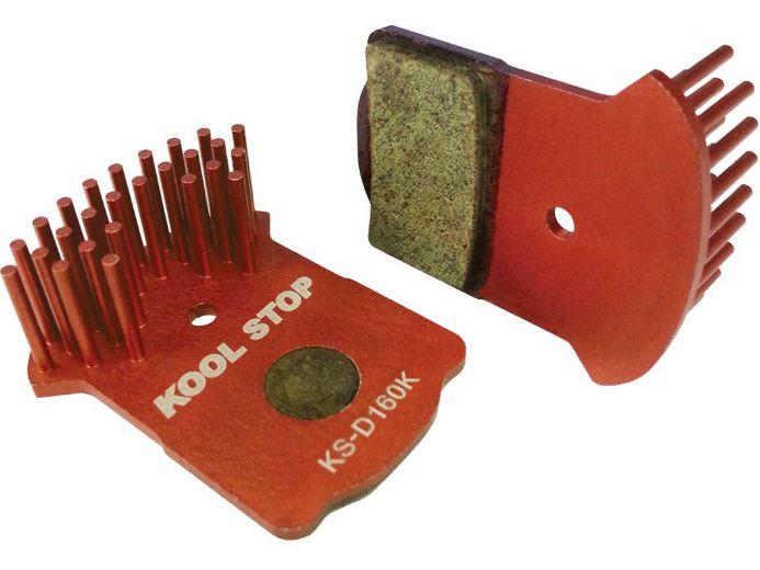 Kool Stop - Plaquettes de freins D160K Aero Kool pour Magura MT8 | MT6 | MT4 | MT2