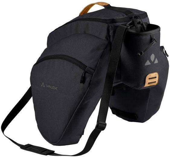 Vaude - Sacoche de porte-bagages eSilkroad Plus noir