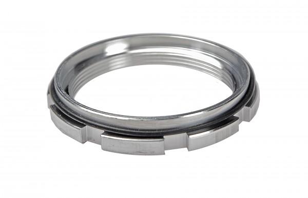 Bosch eBike bague de verrouillage aluminium avec joint torique en option - Active & Performance -montée