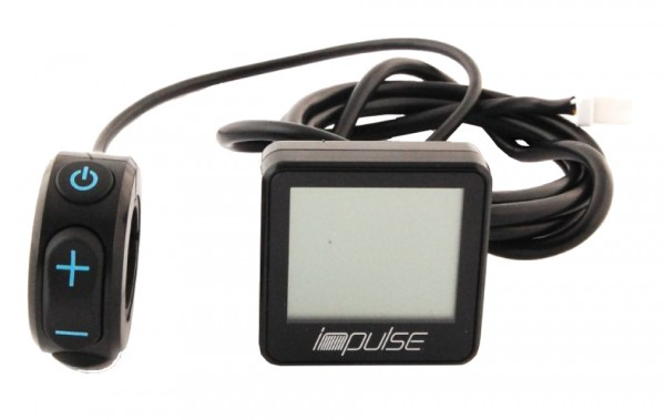 Derby Cycle - Ecran LCD Impulse 2.0