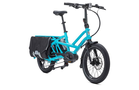 Vélos cargo et vélos utilitaires
