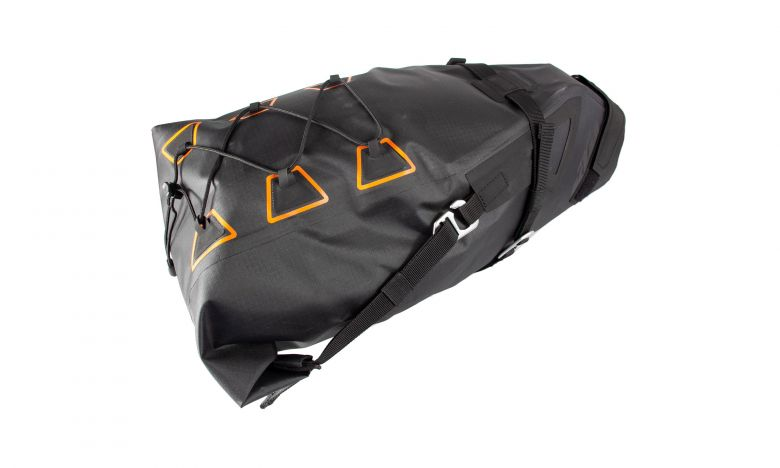KTM - Sacoche de selle vélo Cross Wrap 3-10L