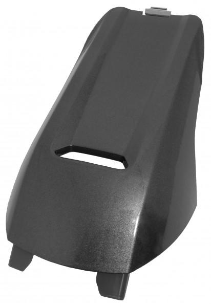 Haibike - FlyOn Plaque de protection pour compartiment batterie - HB-S03 titane brillant - XDURO Adventr 6.0