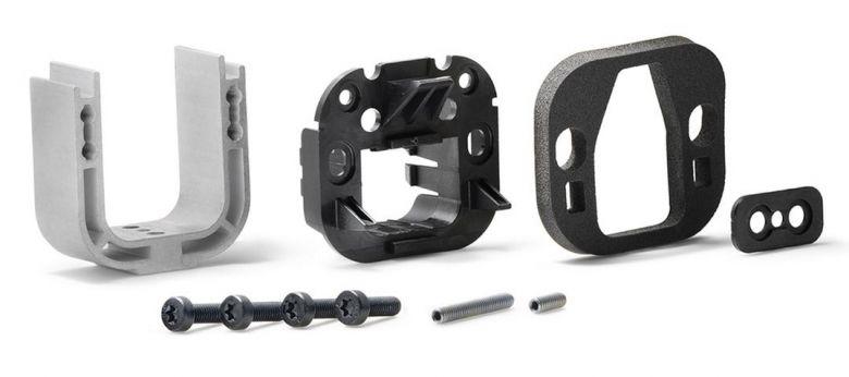 Bosch eBike Kit de montage PowerTube côté câble