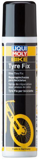 Liqui Moly Bike Spray de réparation pour pneus de vélo, 75ml