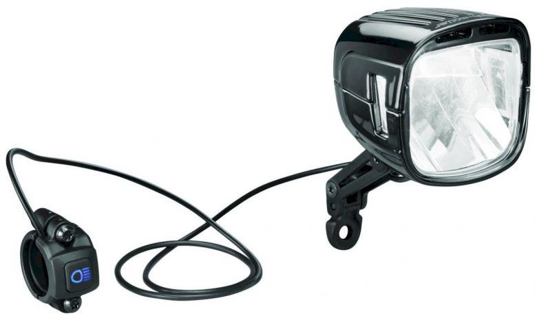 Busch & Müller - Lumotec IQ-XL LED - Eclairage avant avec feu de route pour VAE - 2021