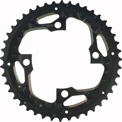 Shimano Deore LX - Plateau 44 dents entraxe 104 mm