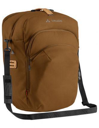 Vaude - Sacoche de porte-bagages eBack Single - 28 L noir