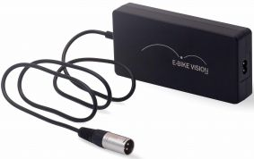 e-Bike Vision - Chargeur 5A pour batteries e-Bike Vision 26 V