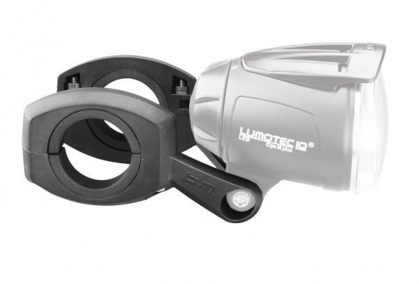B&M - Support de guidon pour éclairage avant - Bosch Intuvia & Yamaha - 470LH