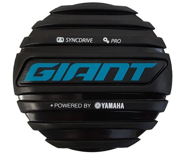 Giant E-Bike Motor Abdeckkappe SyncDrive Pro bleu
