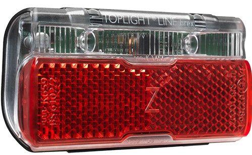 Busch & Müller - Toplight Line Brex - feu arrière pour VAE avec feu stop et fonction freinage d'urgence