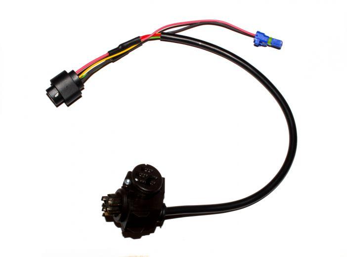 Bosch eBike Câble d'alimentation Nuvinci Harmony 370 mm pour batterie de cadre Powerpack Active/ Performance