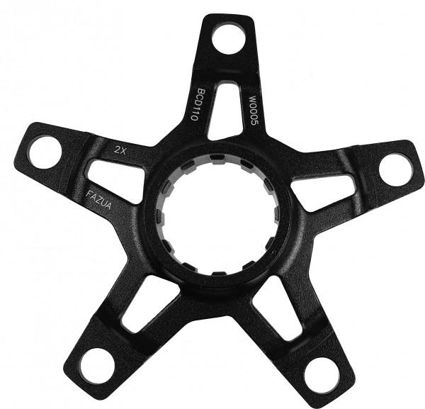 Fazua - Spider pour le montage du pignon - 110 mm
