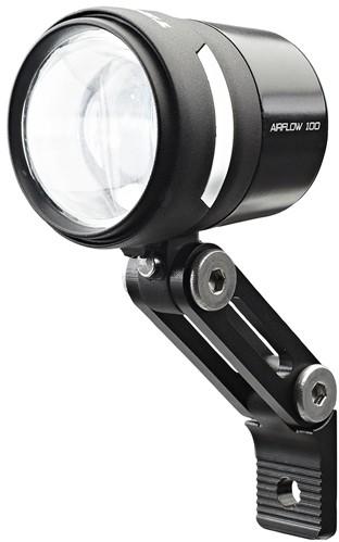 Trelock - Eclairage avant LS 780 BIKE-i Aiflow 100