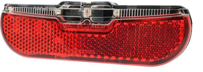 Trelock - LS 614 DUO FLAT SIGNAL - Feu arrière pour vélo électrique