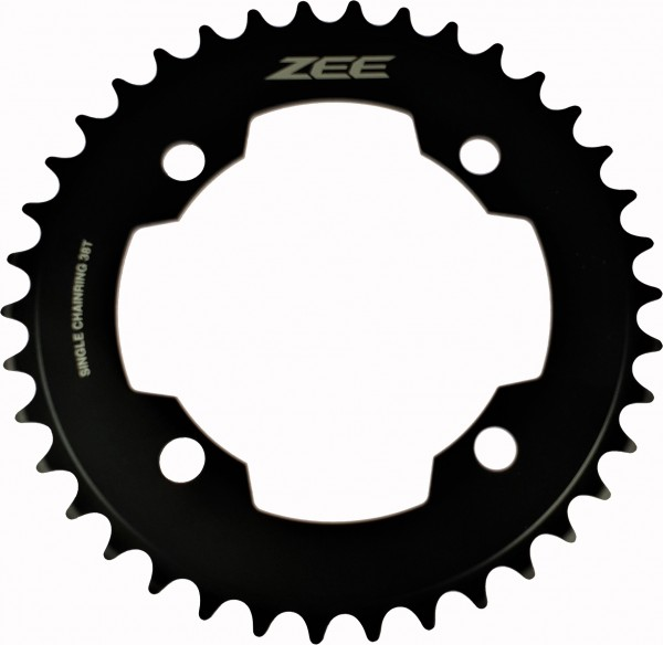 Shimano Zee - Plateau 38 dents 104 mm