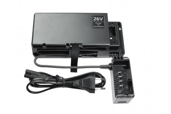 Panasonic - Chargeur de voyage - batteries 26V