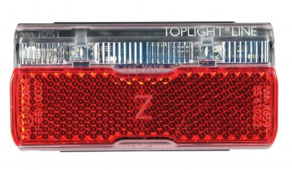 Busch & Müller - Toplight Line - Feu arrière pour vélos électriques - 323/5AL0211 - 323/8AL0211