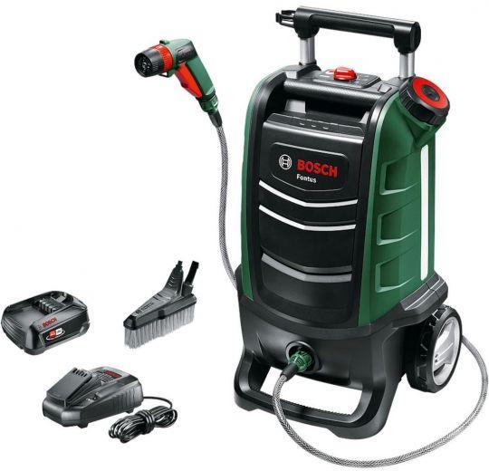Bosch - Fontus - Nettoyeur sans fil (avec batterie)