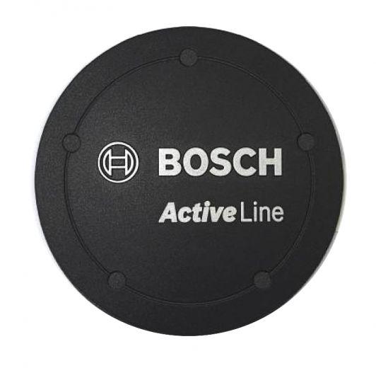 Bosch eBike Cache avec logo pour habillage moteur Active Line