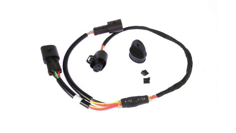 Bosch eBike Kit Dualbattery Adaptateur en Y - 515/430mm - 2