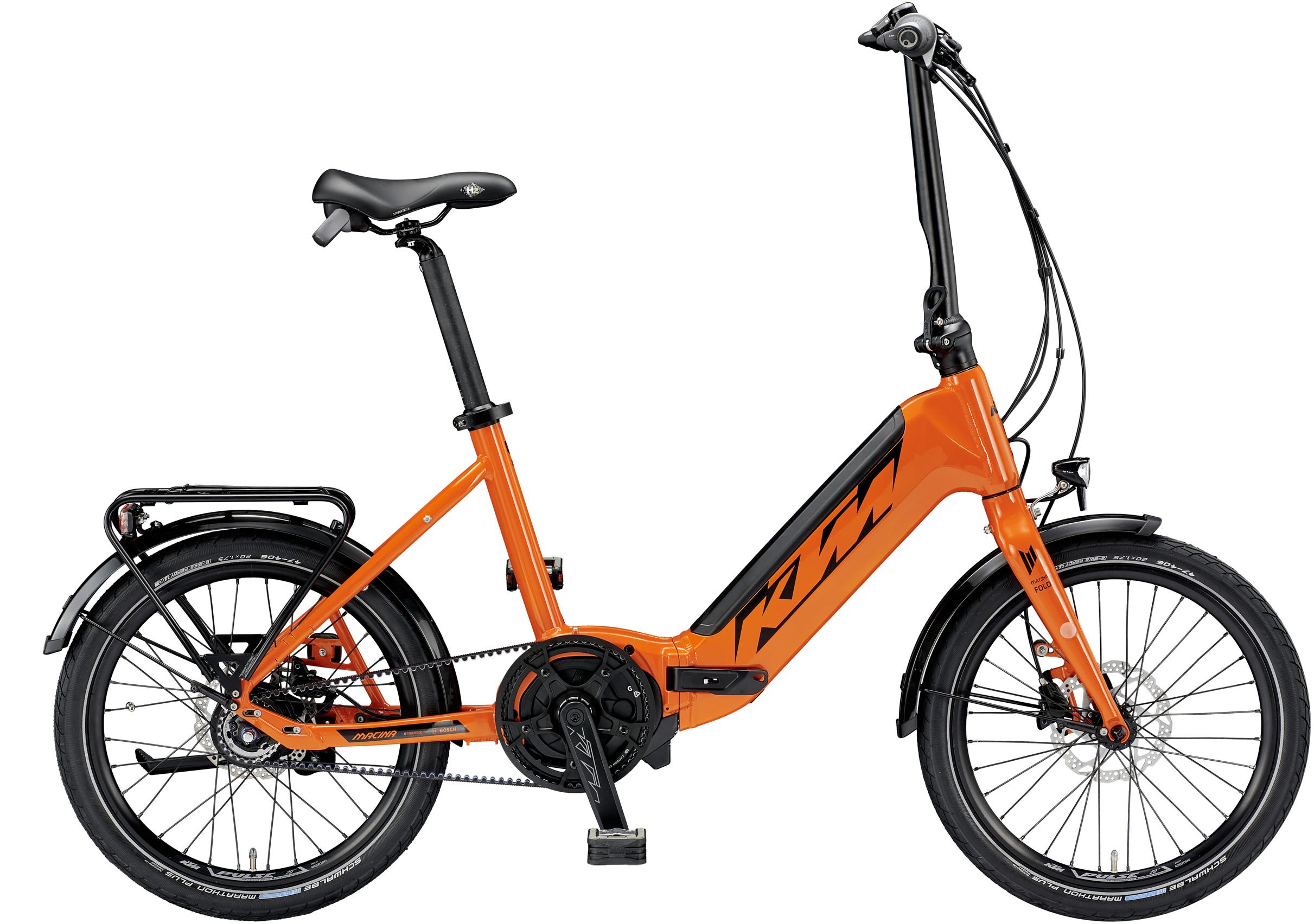 Vélos compacts et pliants