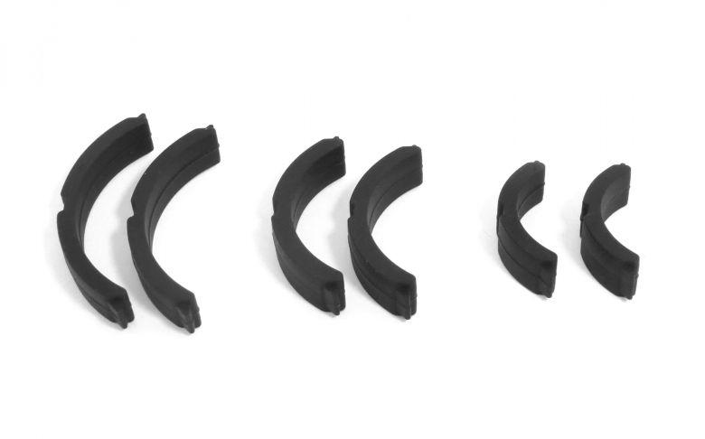 Bosch - Set d'entretoises caoutchouc pour SmartphoneHub