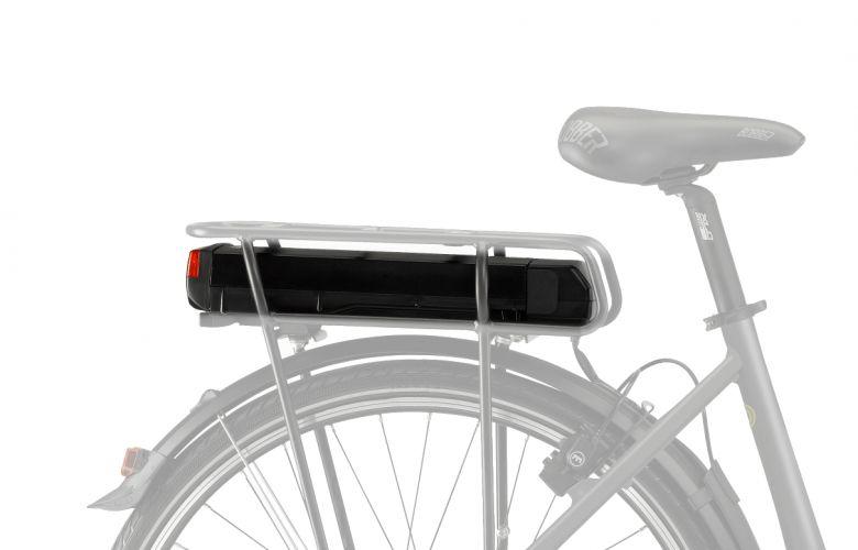 Yamaha eBike - Batterie de porte-bagages 36V / 400 Wh & 500 Wh
