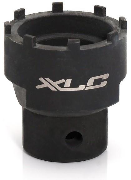 XLC Outil pour boitier de pédalier TO-S04 pour ISIS Drive, 8 ergots