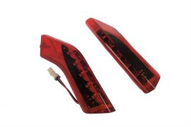 Haibike - Flyon Twin TailLights - Double éclairage arrière Skybeamer